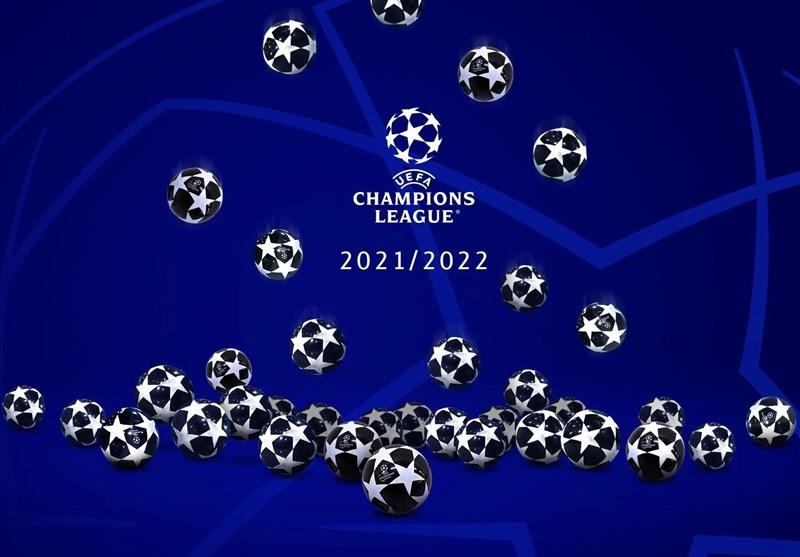 قرعهکشی مرحله گروهی لیگ قهرمانان اروپا سیتی پی اس جی !